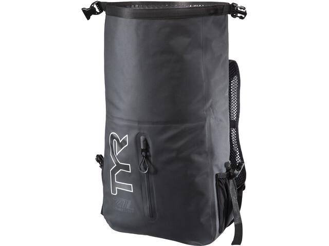 TYR Wet/Dry Plecak, black